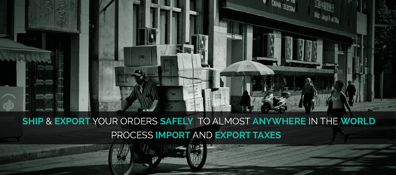 Ship and export your orders from china safely